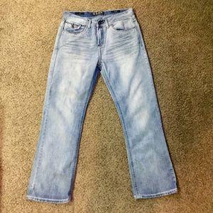 CJ Black Premium Jeans Sz 34x32 Gently Used